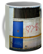 Strip District Doorway Number Fout Coffee Mug by Amy Cicconi