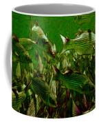 Striped Bass - Painterly V2 Coffee Mug