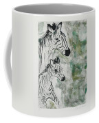 Striped Duet Coffee Mug