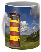 Striped Lighthouse Coffee Mug