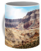 Striped Mountains Coffee Mug