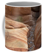 Striped Sandstone Coffee Mug
