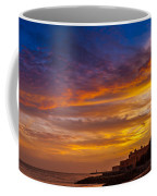 Strokes Of Sunset I Coffee Mug