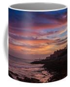 Strokes Of Sunset II Coffee Mug