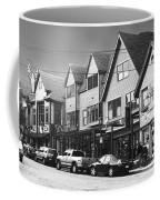Strolling The Streets Of Bar Harbor Coffee Mug