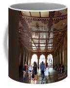 Strolling Through The Arches Coffee Mug