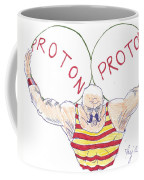 Strong Nuclear Force Coffee Mug