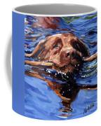 Strong Swimmer Coffee Mug
