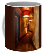 Strong Wine Wavy Walls Coffee Mug