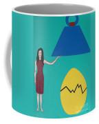 Stronger Than You Think Coffee Mug
