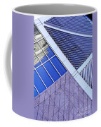 Structural Abstract 7 Coffee Mug by Sarah Loft
