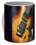 Strummed Coffee Mug