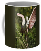 Strutting - 3d Coffee Mug
