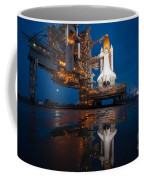Sts 135 Atlantis Prelaunch Coffee Mug