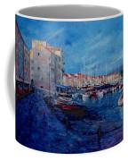 St.tropez  - Port -   France Coffee Mug by Miroslav Stojkovic - Miro