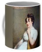 Stuart's Eleanor Parke Custis Lewis Or Mrs. Lawrence Lewis Coffee Mug