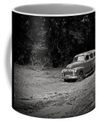Stuck In The Mud Coffee Mug by Edward Fielding