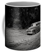 Stuck In The Mud Coffee Mug