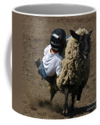 Stuck Like Velcro Coffee Mug