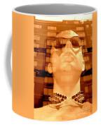 Stud Collared Stud Coffee Mug