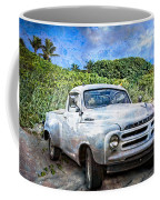 Studebaker Goes To The Beach Coffee Mug