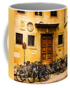 Student Parking Coffee Mug
