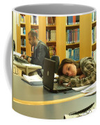 Studied Out Coffee Mug