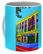 Studio Theatre Washington Dc Coffee Mug