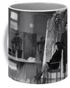 Studio Visit 1983 Coffee Mug