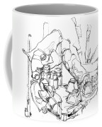 Studio Work Coffee Mug
