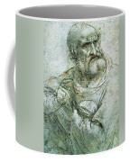 Study For An Apostle From The Last Supper Coffee Mug
