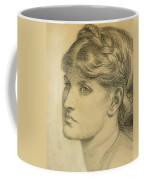 Study Of A Head For The Bower Meadow Coffee Mug