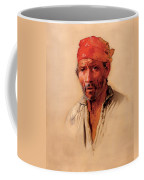 Study Of Caipira's Head Coffee Mug