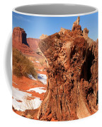 Stumped At Monument Valley Coffee Mug