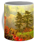 Stunning - Looks Like A Painting - Autumn Landscape  Coffee Mug