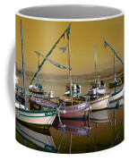 Stunning Fishing Port Coffee Mug