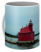 Sturgeon Bay Lighthouse Coffee Mug