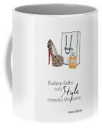 Style Remains The Same Coffee Mug by My Inspiration