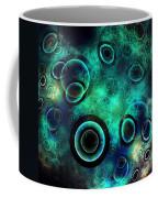 Subspace Continuum Coffee Mug by Anastasiya Malakhova
