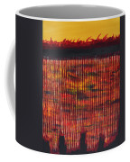 Subterranean Skyline Coffee Mug