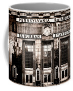 Suburban Station Coffee Mug by Olivier Le Queinec