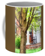 Suburbs - Rocking Chair On Porch Coffee Mug
