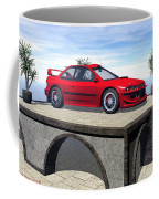 Suburu Wrx 4wd Coffee Mug