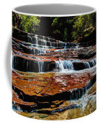 Subway Falls Coffee Mug by Chad Dutson