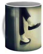 Subway Feet Coffee Mug
