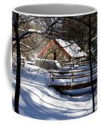 Sudbury - Grist Mill In The Woods Coffee Mug