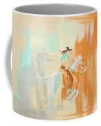 Sudden Burst Of Paint Coffee Mug