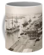 Suez Canal Port Said Coffee Mug