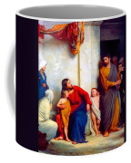 Suffer The Children Coffee Mug