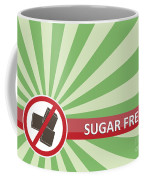 Sugar Free Banner Coffee Mug